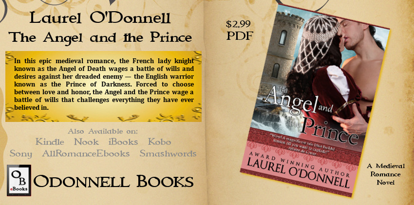 The Angel and the Prince by Laurel O'Donnell PDF