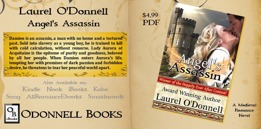 Angel's Assassin by Laurel O'Donnell PDF