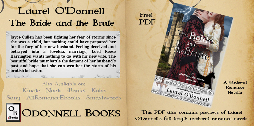 The Bride and the Brute by Laurel O'Donnell