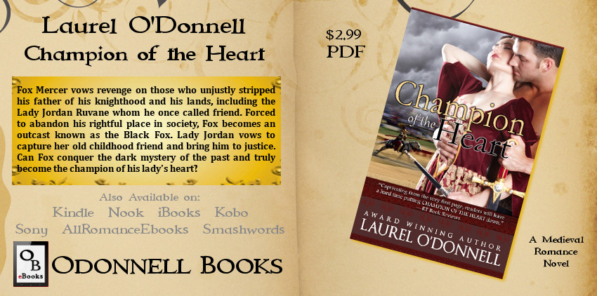 Champion of the Heart by Laurel O'Donnell PDF