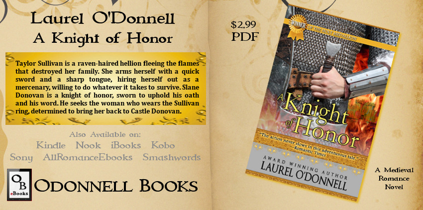 A Knight of Honor by Laurel O'Donnell PDF
