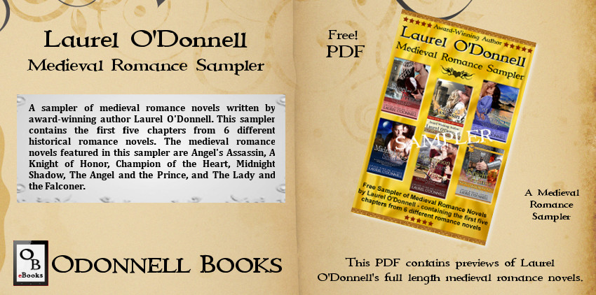 Laurel O'Donnell Romance Novel Sampler