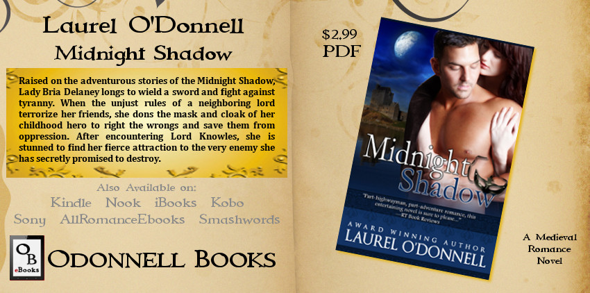 Midnight Shadow by Laurel O'Donnell PDF