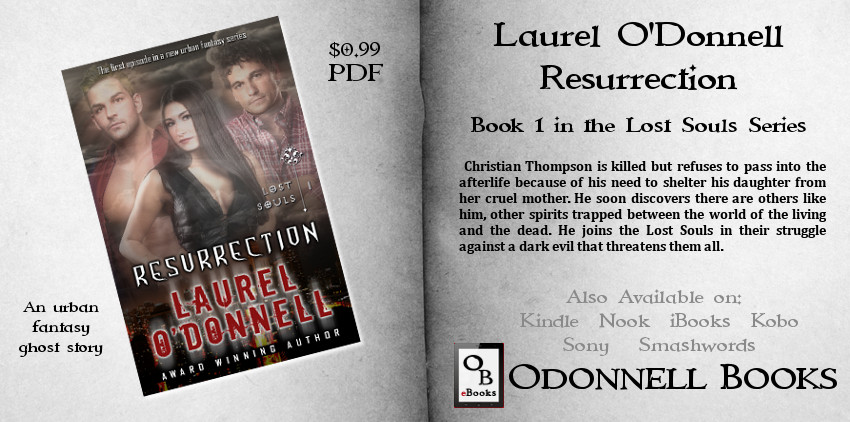 Lost Souls Resurrection by Laurel O'Donnell PDF