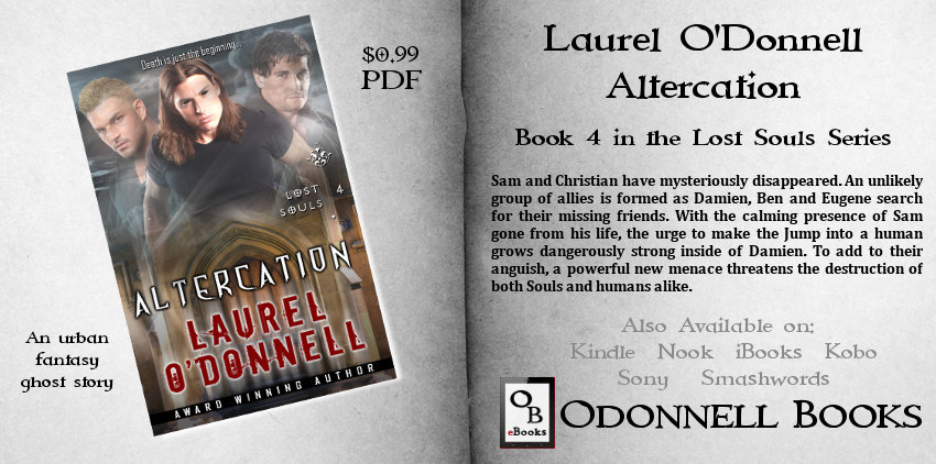 Altercation by Laurel O'Donnell