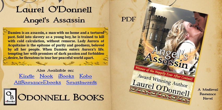 Angels's Assassin by Laurel O'Donnell