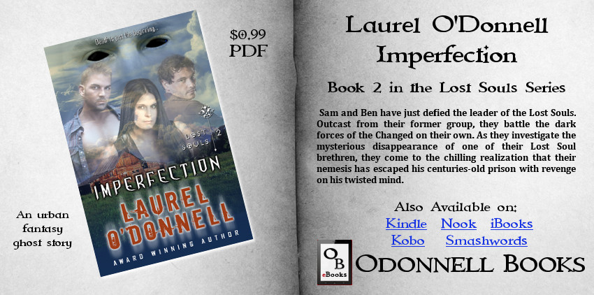 Imperfection by Laurel O'Donnell